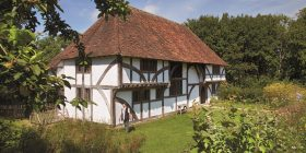 Bayleaf Tudor Farmstead at the Weald & Downland Living Museum