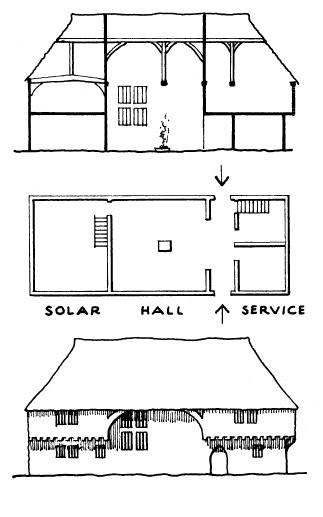 Bayleaf Wealden House