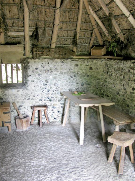 Hangleton table