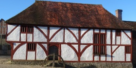 Medieval house from North Cray