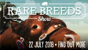 Rare & Traditional Breeds Show – Date TBC