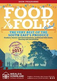 Food & Folk Festival image