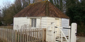 Toll House from Beeding