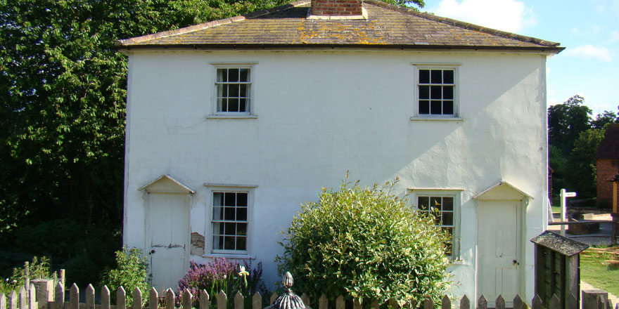 Whittakers cottage