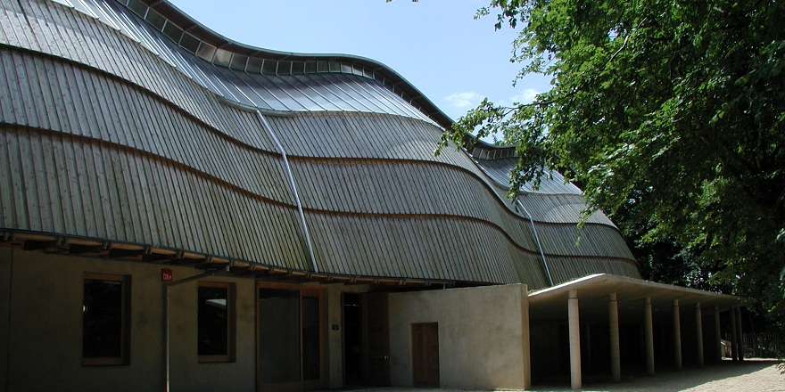 Downland Gridshell Weald And Downland