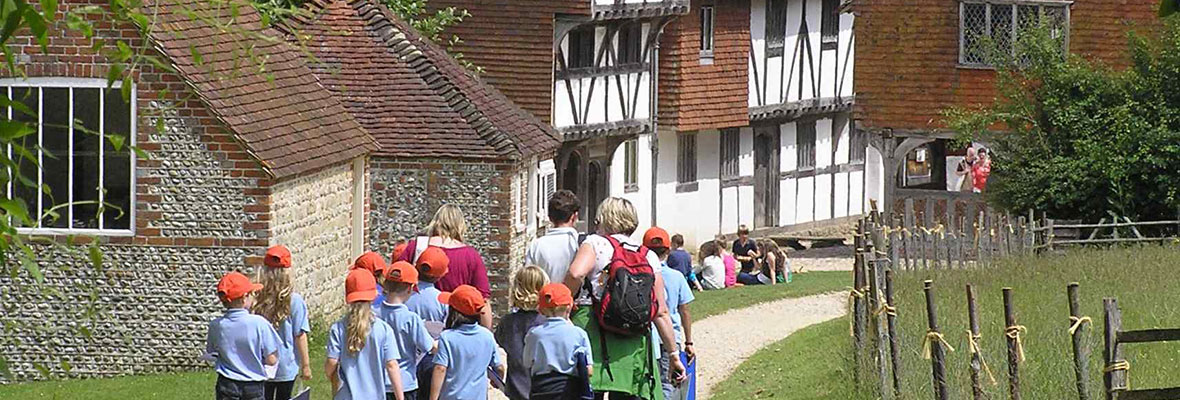 learning at weald and downland