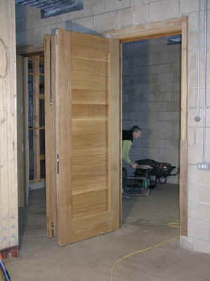 interior joinery