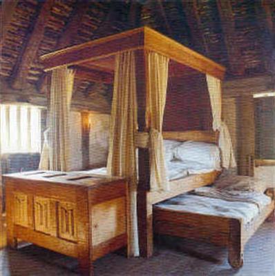 Bayleaf: la chambre principale