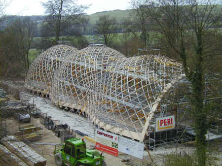 gridshell down april 20