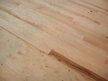 gridshell flooring