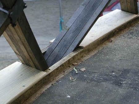gridshell deck edge