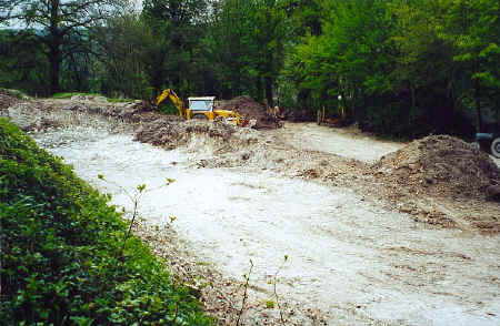 gridshell excavation