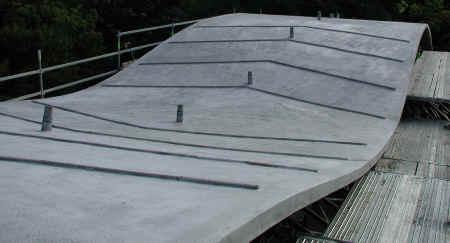 gridshell roofkrete