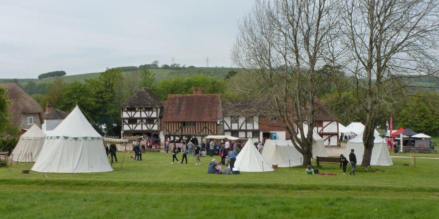 Food & Folk Festival Weald & Downland Open Air Museum
