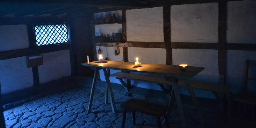 Candlelit walk weald & downland museum