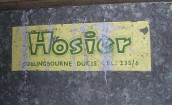 Hosier logo