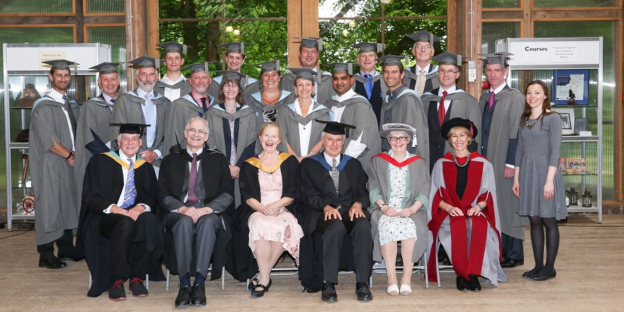 MSc Graduation Weald & Downland Museum