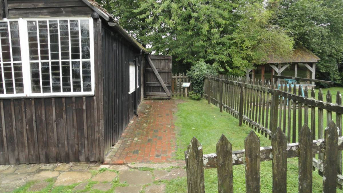 Windlesham carpenters workshop at the Weald & Downland Open Air Museum