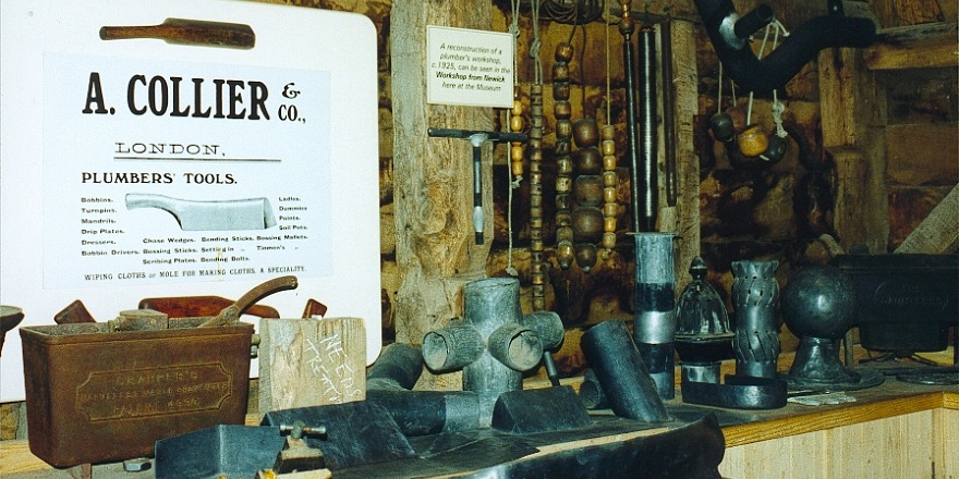 Building Trade Tools & Equipment artefacts