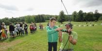 Wonderful Wednesday archery Weald & Downland Museum