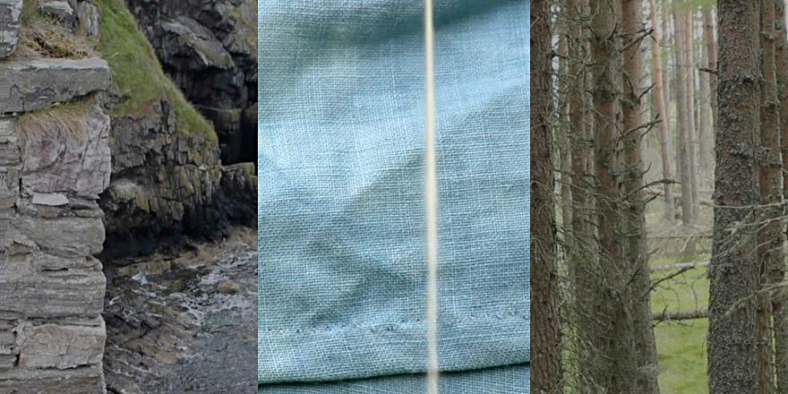 Shirley Chubb, Narrative Cloth exhibition 21 - 27 September 2015 Weald & Downland Museum
