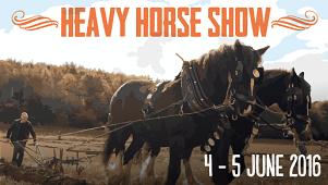 Heavy Horse Show