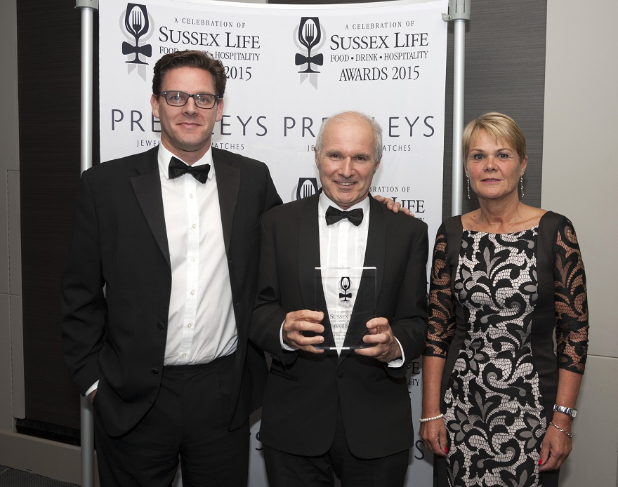Richard P - Sussex Life Awards - Sussex Visitor Attraction of the Year- 1 October 2015 880px