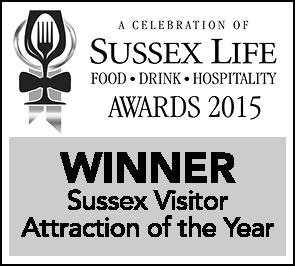 Weald & Downland Museum wins Sussex Visitor Attraction of the Year 2015