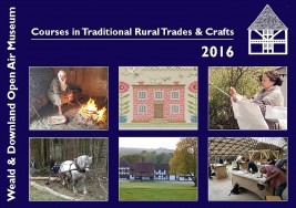 Traditional Rural Trades and Craft brochure 2016