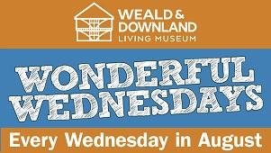 Wonderful Wednesdays Summer Holiday Activities – 28 August