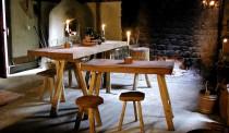 Winkhurst Tudor kitchen interior