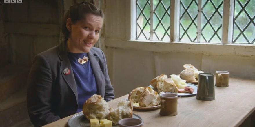 BBC2 Victorian Bakers January 2016