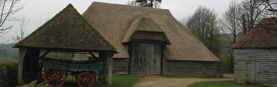 court barn exterior crop