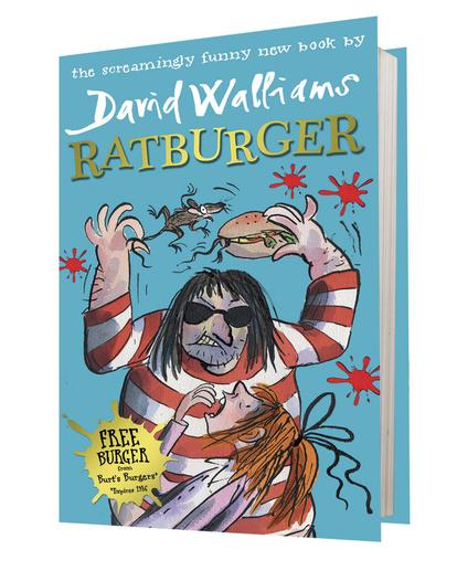Ratburger book