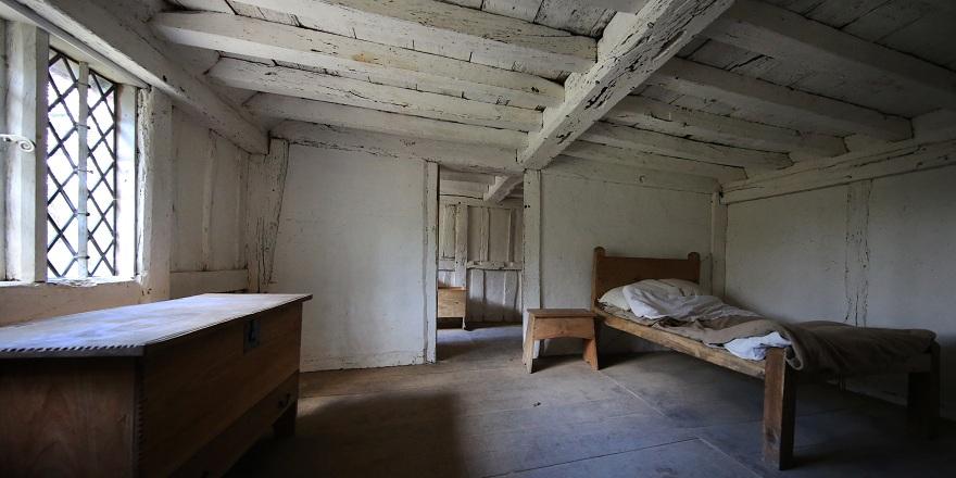 Tindalls Cottage chamber