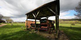 Hay barn from Ockley