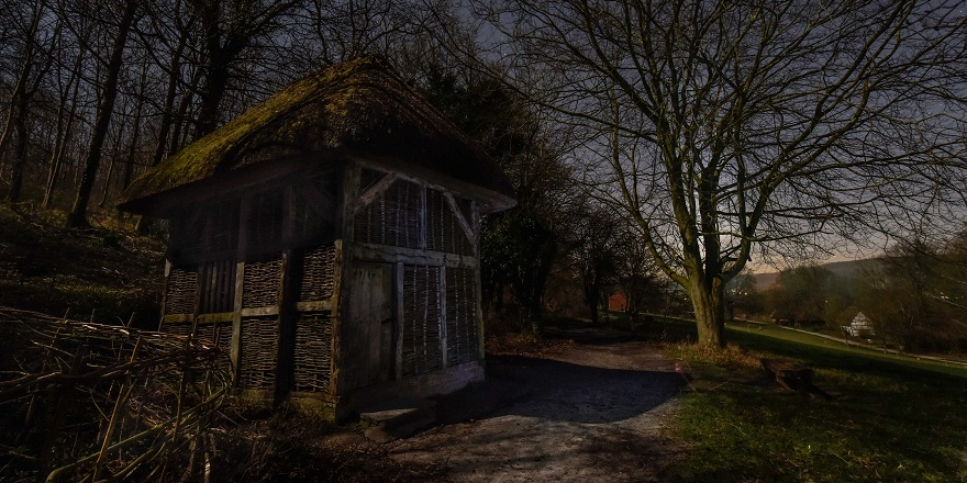Museum at Night - Weald & Downland - Anna Walls Photography
