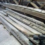 May Day Farm timbers