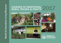 Traditional rural trades and crafts brochure cover