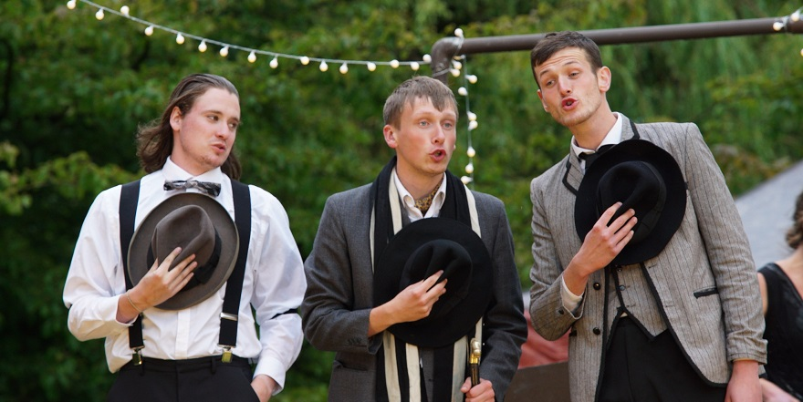 The Taming of the Shrew by Heartbreak Productions