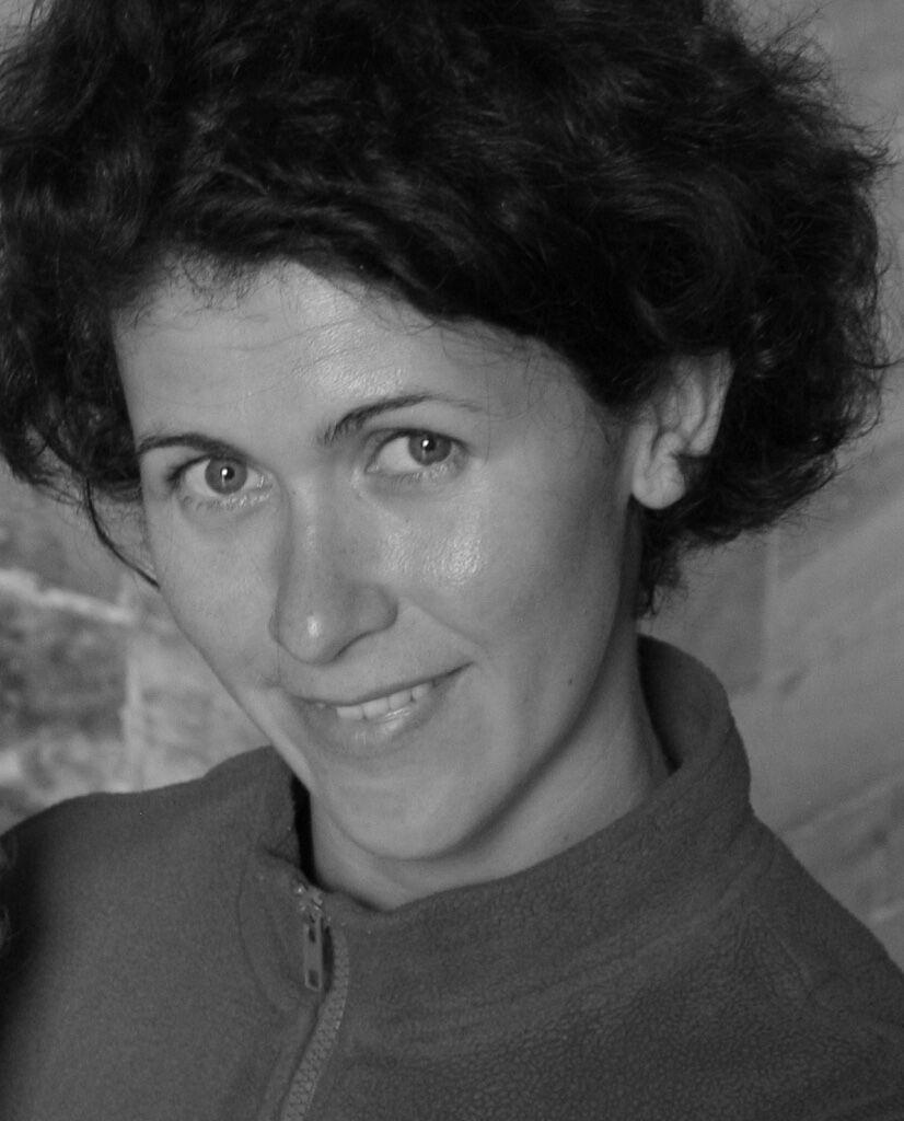Poet Sasha Dugdale