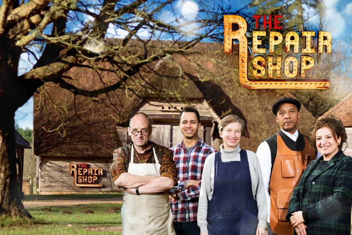 The Repair Shop BBC2 image still