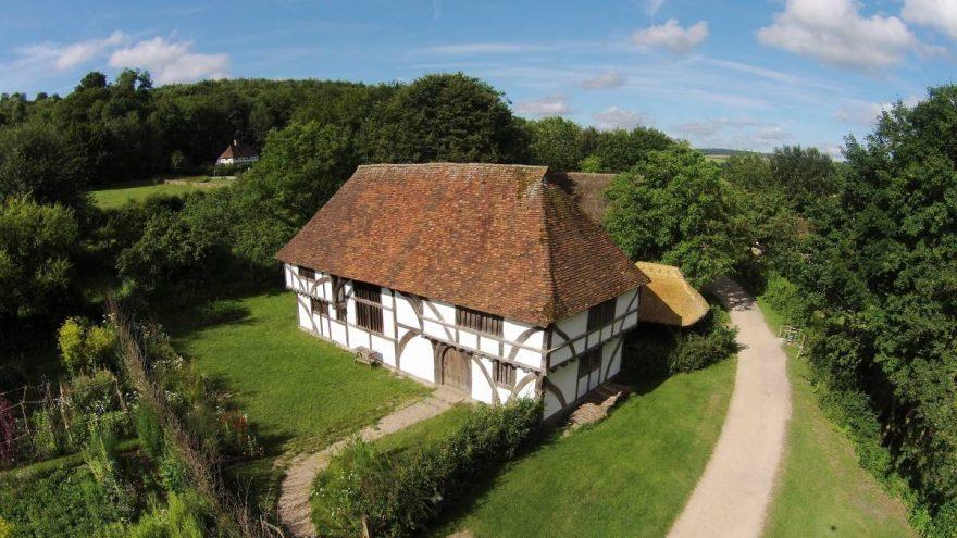 Bayleaf Tudor Farmstead