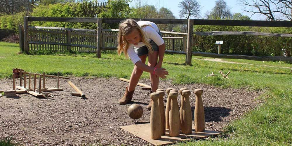 Hands-on children's activity