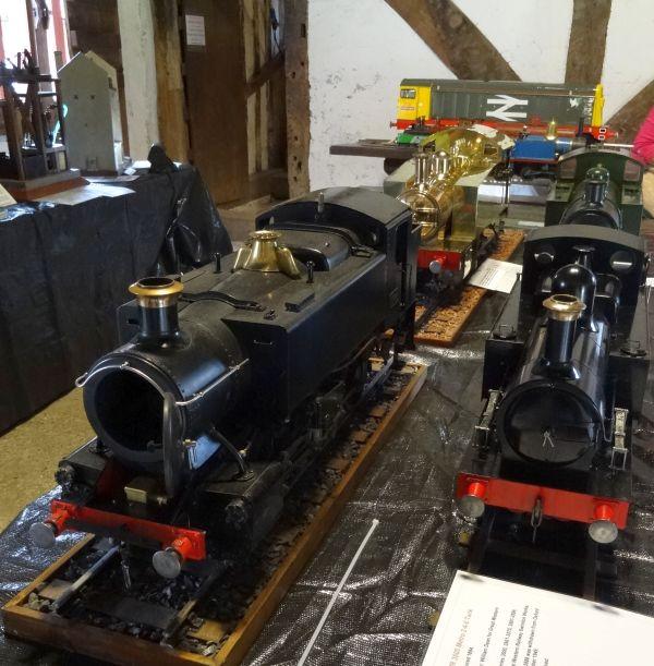 Model engine