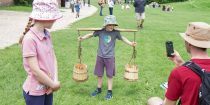 childrens activities at the Weald & Downland Museum