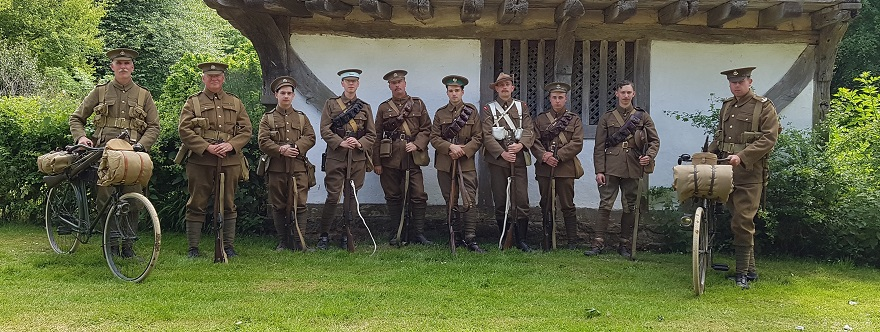 The Warwicks at the Weald & Downland Living Museum