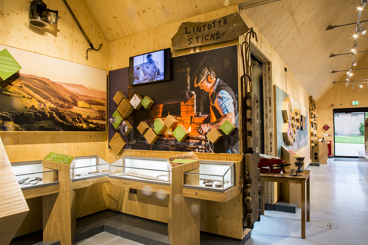 Weald & Downland Living Museum visitor centre