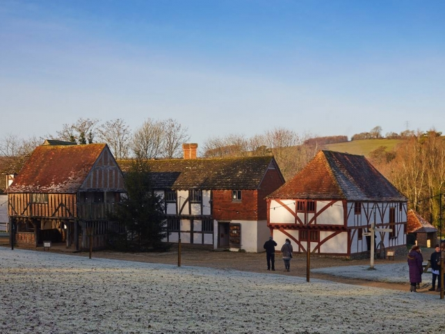 Weald & Downland Living Museum - Christmas 2016