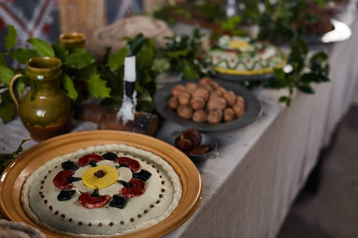 Weald & Downland Living Museum - Christmas 2016